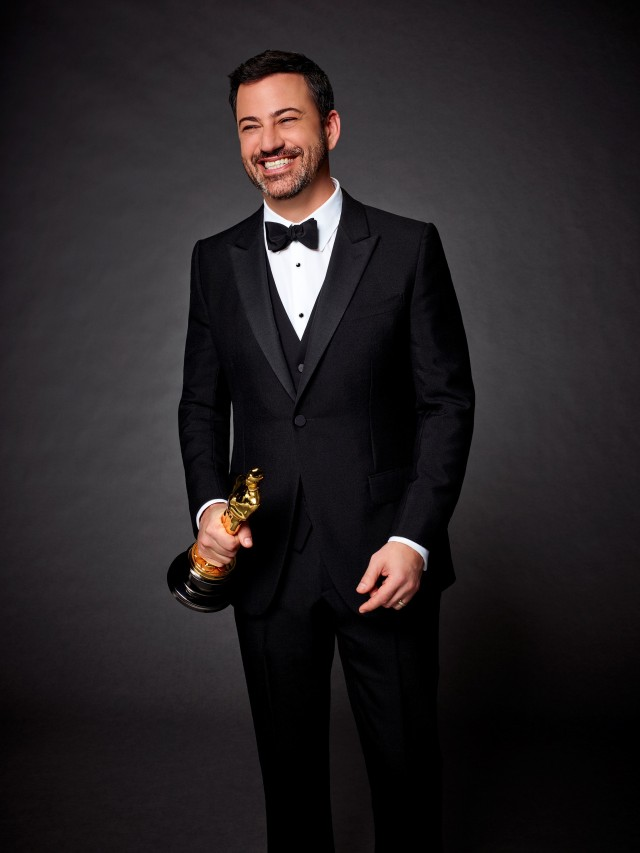 Image of Jimmy Kimmel for the 89th Academy Awards