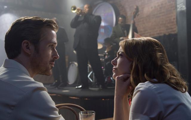 Image of a scene from the movie La La Land.