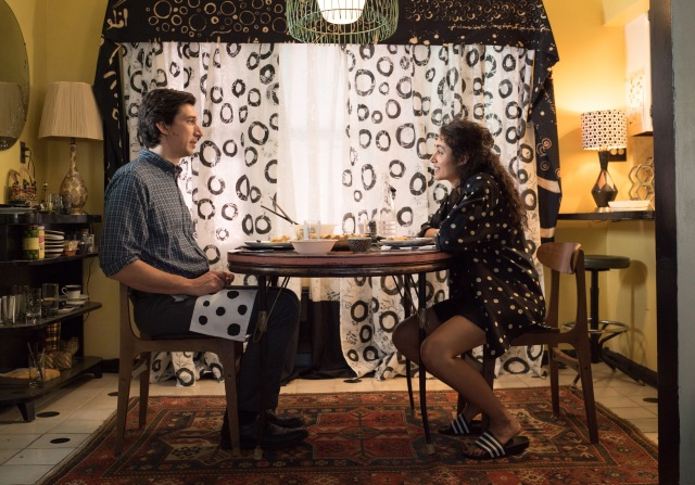 Film still from the new movie Paterson.
