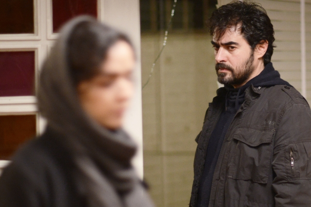 Image of a scene from the movie The Salesman